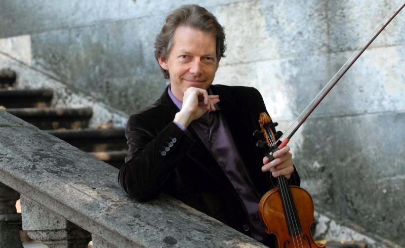 Abschlusskonzert Violine